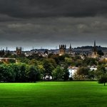 Oxford colleges from South Park