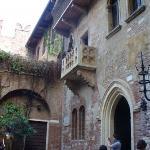La casa di romeo e Giulietta :O