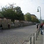 อนุสรณ์สถานกำแพงเบอร์ลิน ภาพถ่าย