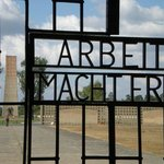 Sachsenhausen Concentration Camp ภาพถ่าย