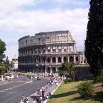 Roma (juin 2005) : Colisée (extérieur)