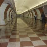 How clean is Moscow Underground!