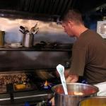 Cooking in Dottie's