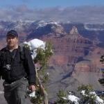 Grand Canyon South Rim ภาพถ่าย