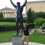 Philadelphia - Rocky :)