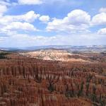 Inspiration Point Bryce Canyon