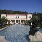 The Getty Villa ภาพถ่าย