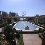 Getty Villa Museum in Malibu, CA, United States