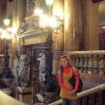 Palais Garnier - Opéra National de Paris ภาพถ่าย