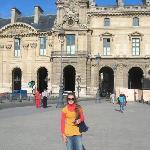 Entrada a Louvre