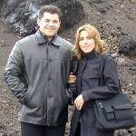 20 Aprile 2003  Sull'Etna
