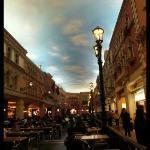 In the Venetian Macau Resort Hotel the Grand Canal Shopping Mall (威尼斯人渡假村-大運河購物中心)