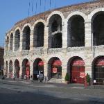 Arena di Verona ภาพถ่าย