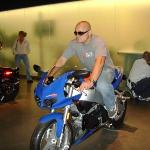 This is what I would look like if I rode a Buell..