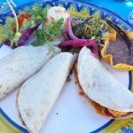 : shrimp tacos