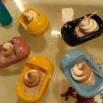: Ice cream in asian urinals :)
