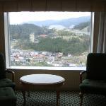 Vårt hotellrum