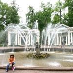 พระราชวังและสวนปีเตอร์ฮอฟ ภาพถ่าย