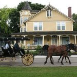 Mackinac Island Carriage Tours ภาพถ่าย