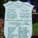 Chocolate Hills Natural Monument ภาพถ่าย