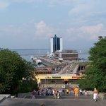 The Odessa Port Foto