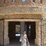PARC DJERBA EXPLORE, the crocodiles gate