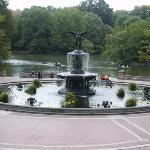 Oct 19, 2007. Bethesda Fountain, Central Park, New York City, NY USA