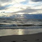 Lake Michigan ภาพถ่าย