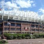 Stadium Of Light ภาพถ่าย