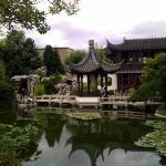 Lan Su Chinese Garden ภาพถ่าย