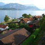 Lake Lucerne from Chateau Golden Gate 2