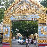 泰仏寺入り口