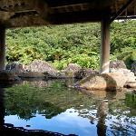 日本最南端の温泉、西表島温泉です。