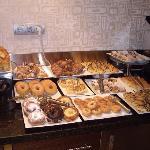 Mmmmmmm pastries