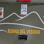 Busvia del Vesuvio