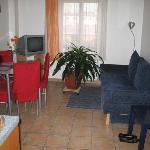 1 bed apartment at Aparthotel city 5