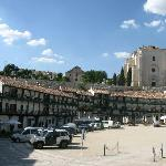 Plaza Mayor, Chinchon