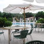 Balcony - Limanaki Hotel Photo