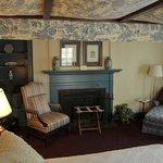 Room 22 Fireplace