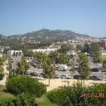 Panorama du 3ème étage côté rue