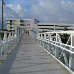 bridge from bay side to gulf side