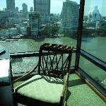 部屋(15階)からの眺め
