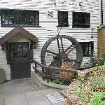 The Wheel of the Mill