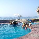 La Posada pool