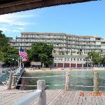 The Boardwalk at Sandals Ocho Rios