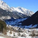 village in winter 08