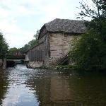 Ginuciai Water Mill