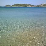 eau bord de plage