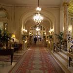 The Ritz--lavish and charming