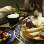 Spanish Cheese Plater